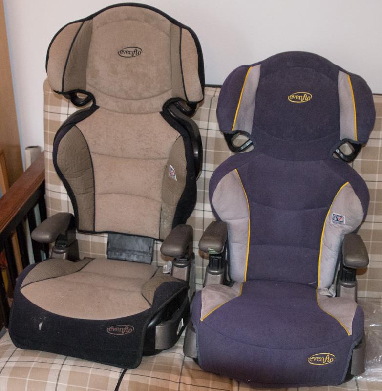 Evenflo Car Booster Seats